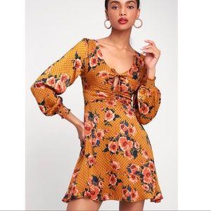 Free People Minidress, Size 4, 6